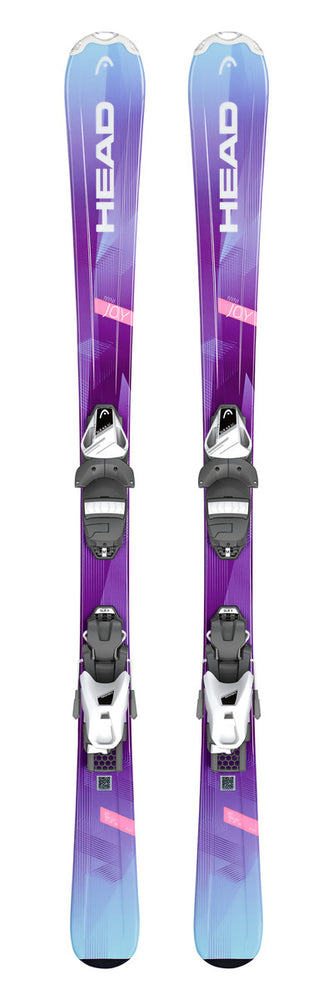 HEAD SKIS JOY SLR 2 / SLR 4.5 AC BR 78 / JUNIOR