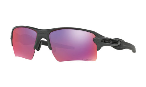 Oakley Flak® 2.0 XL Prizm™ Road Steel Collection lunette solaire reno sport victoriaville