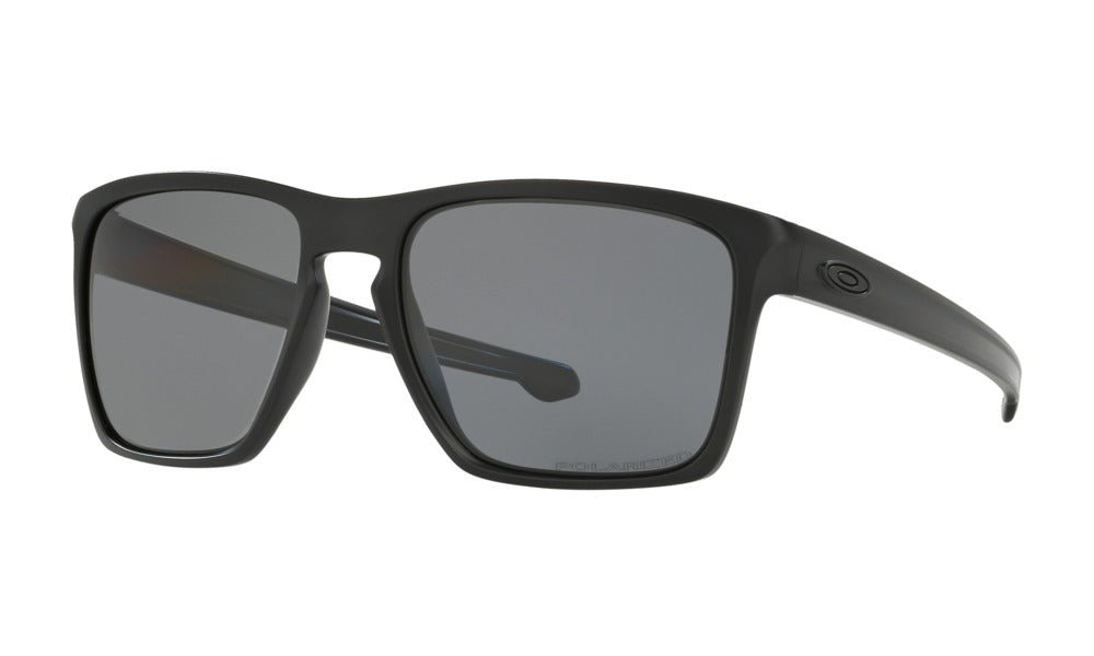 OALKEY SLIVER XL POLARIZED MATTE BLACK