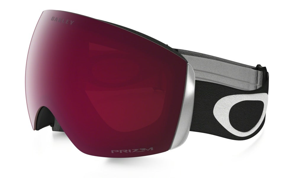 Oakley Goggles Flight Deck Matte Black Prizm Rose