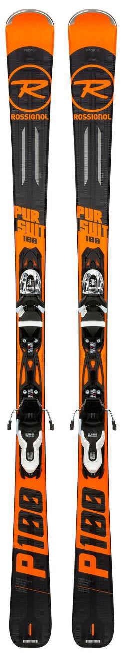 Rossignol Skis Pursuit 100 / Fixations XP 10 B83