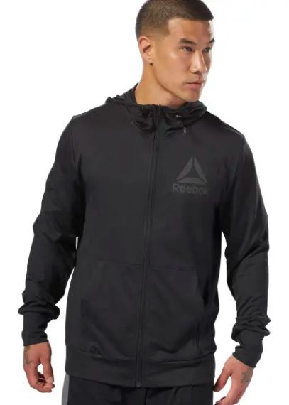 REEBOK CHANDAIL SPEEDWICK FULL ZIP