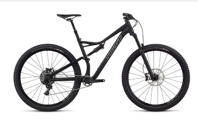 SPECIALIZED STUMPJUMPER FSR ST MEN 29