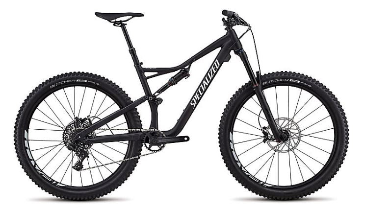 SPECIALIZED STUMPJUMPER FSR COMP 27.5 / 2018