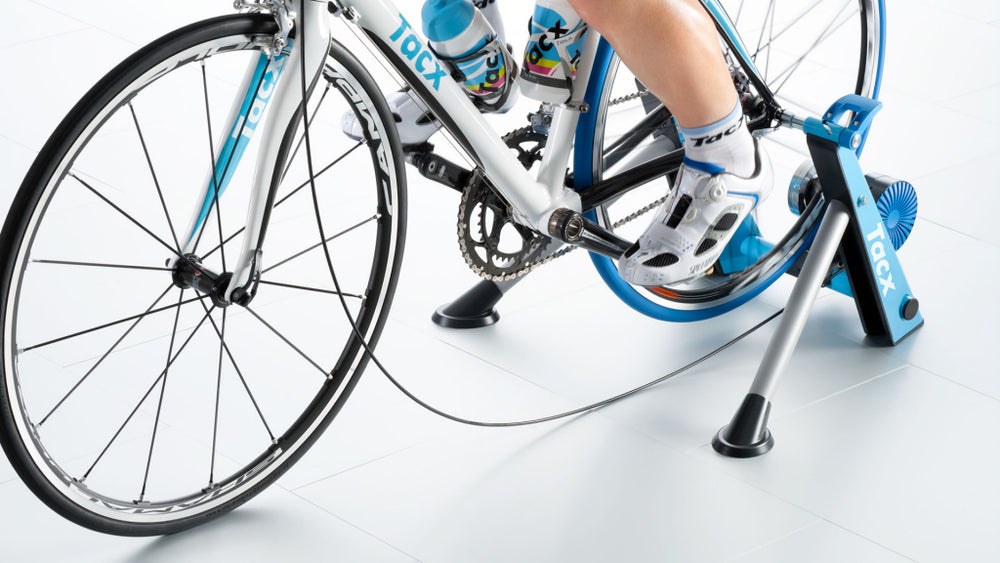 Tacx Base Blue Matic T2650