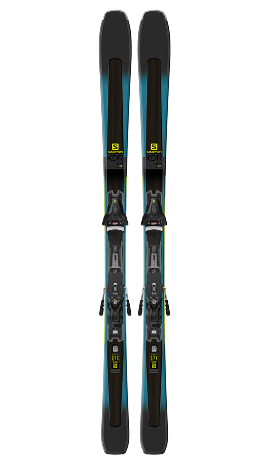 SALOMON SKIS E XDR 79 CF / Z12 WALK F80