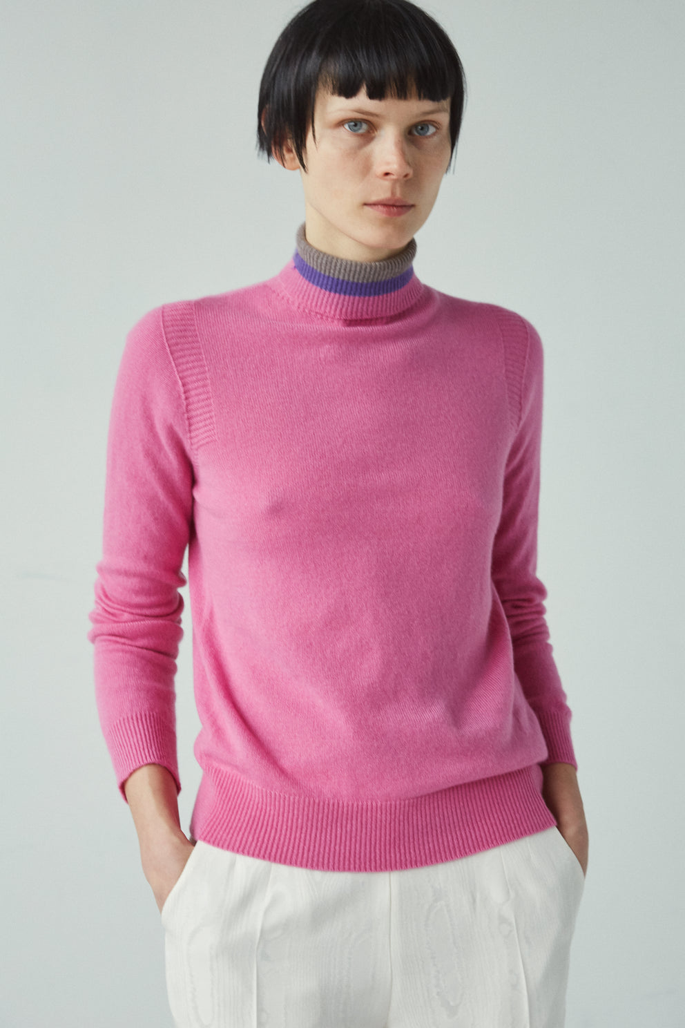 Lucent Turtleneck