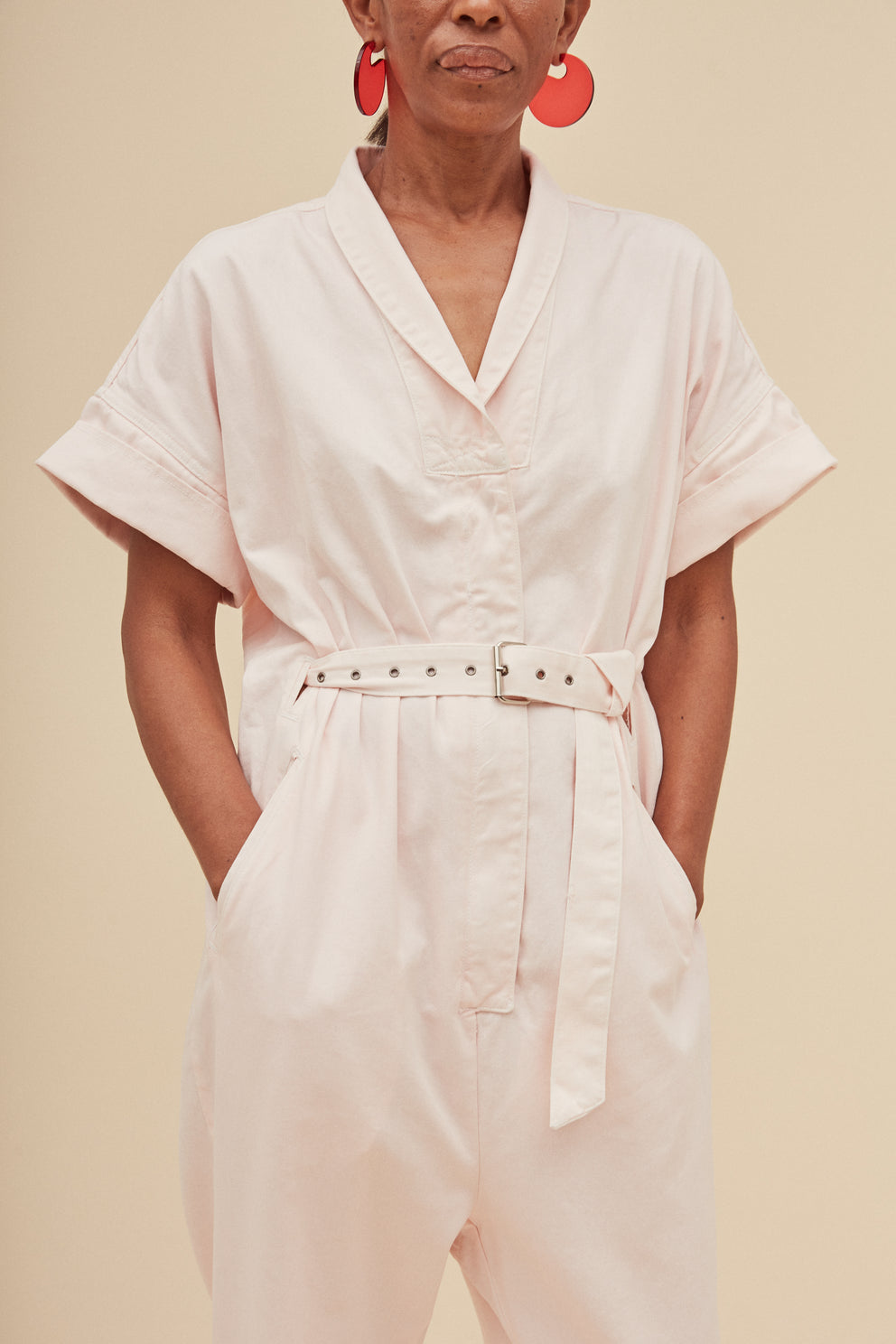 Pitch Jumpsuit - Rachel Comey