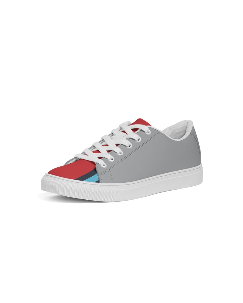 Martini Racing Livery Shoe Women's Faux-Leather Sneaker