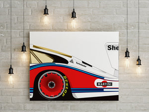 Martini Porsche 935 - Canvas -  - Carrture - 2