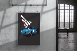 Porsche Goodwood Revival | Wall Art Print