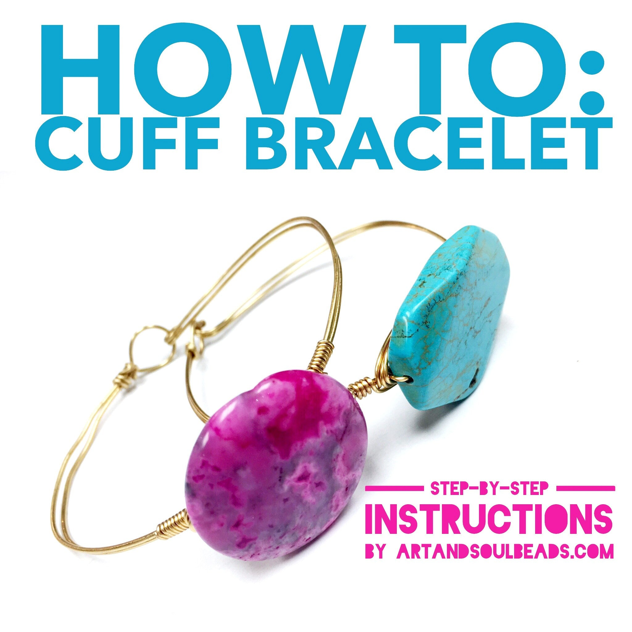 /blogs/art-amp-soul/how-to-attach-a-bead-to-a-wire-cuff-bangle