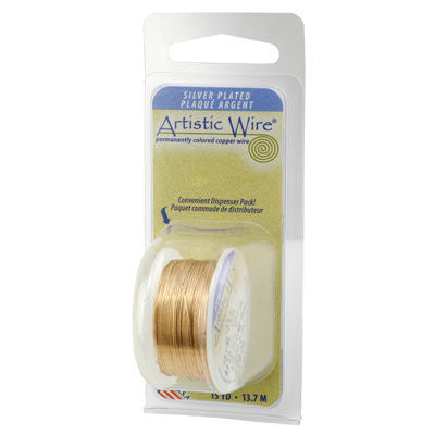 Artistic Wire - Bare Copper - Retail Spool