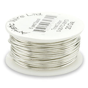 Artistic Wire - Tinned Copper - Bulk Spool 1/4 lb