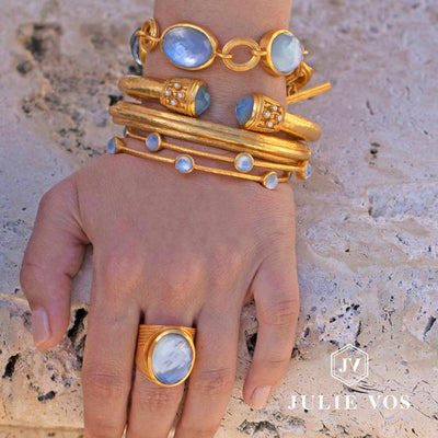 New Jewelry Line: JULIE VOS
