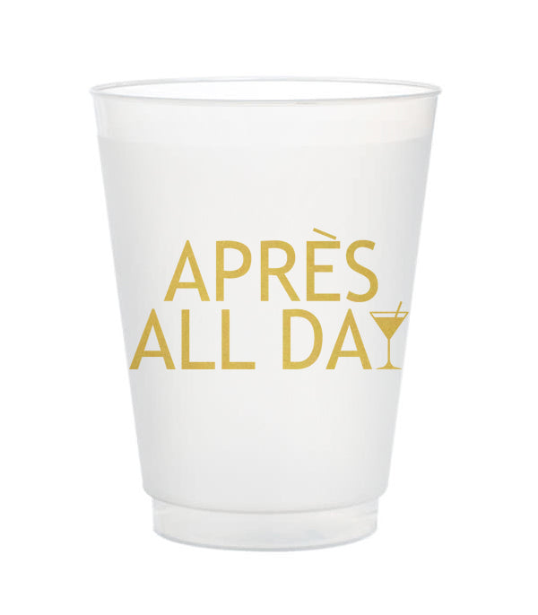 apres all day frost flex cup