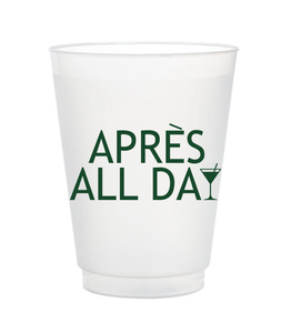 apres all day frost flex cups