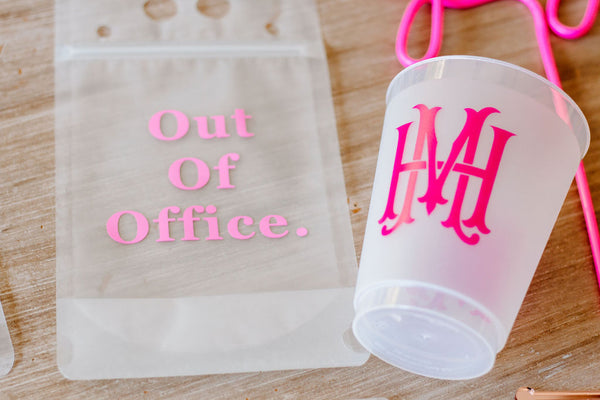 Out Of Office Drink Pouch