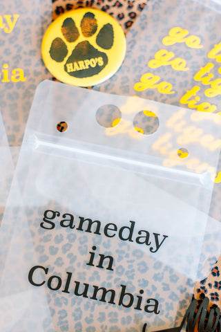 gameday in columbia drink pouch