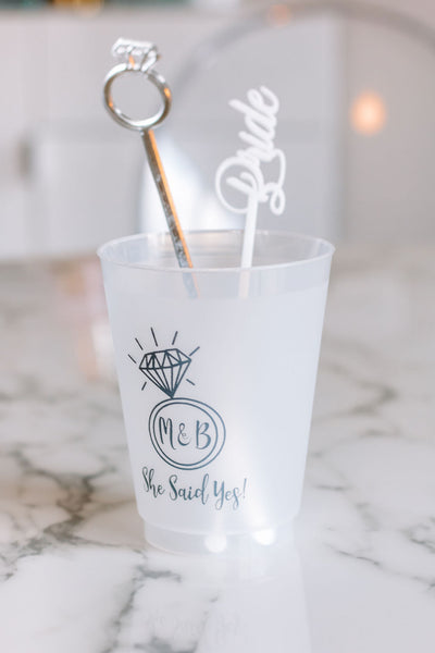 Bahelorette stir sticks