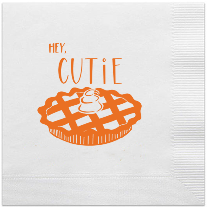 thanksgiving funny napkins