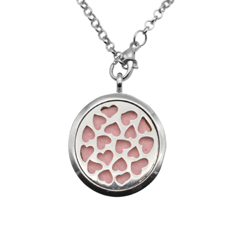 Circle of Love Couture Essential Oil Necklace