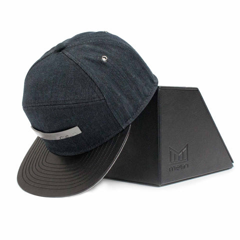 The Bar Mercury Luxury Strapback