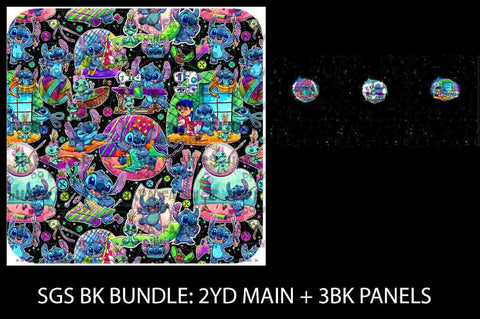 STICHES GET STITCHES - BUNDLE