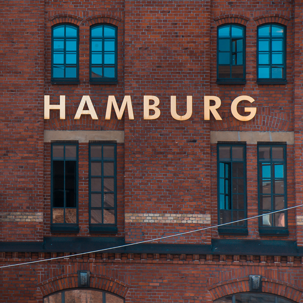 Hamburg in Gold