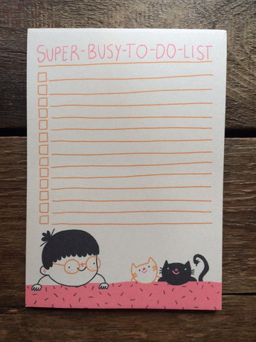 Super To Do List Block