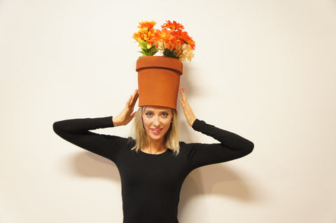 Pot Head Punny Halloween Costume
