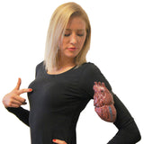 Heart on your Sleeve Funny Pun Adult Halloween Costume