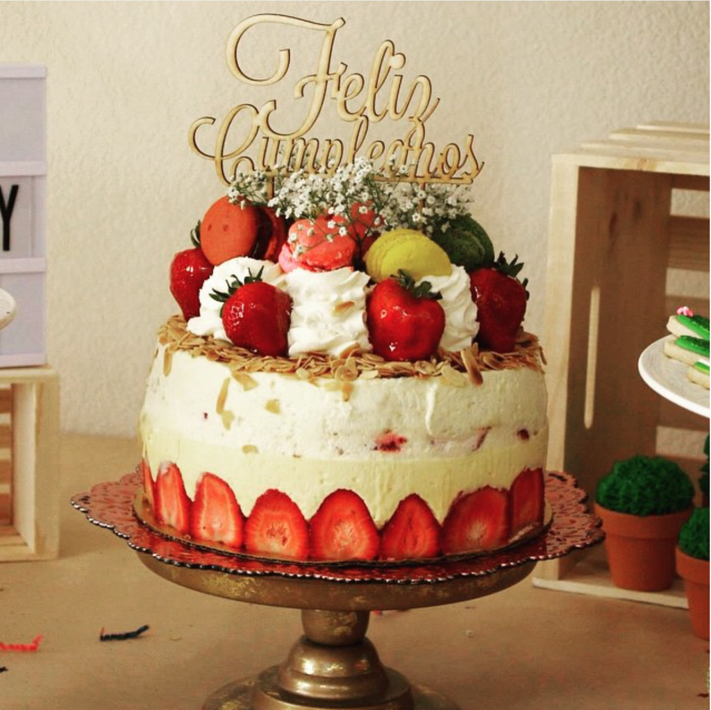 Key Birthday Cake Photos