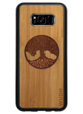 Slim Wooden Phone Case | Tree of Life