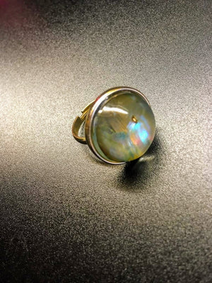 The Crystal Ball Ring
