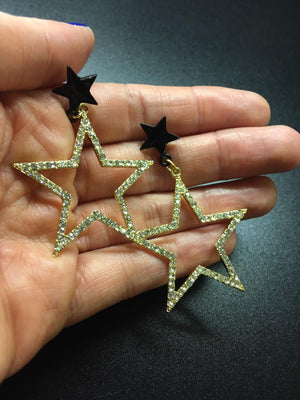 A Star is Born Earrings 🌠