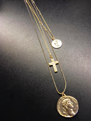 Like A Prayer Necklace