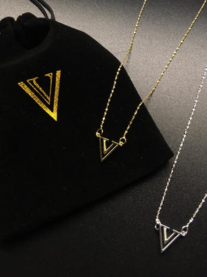 The Positive Vibes Necklace