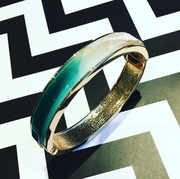 The Sea_Foam Bangle
