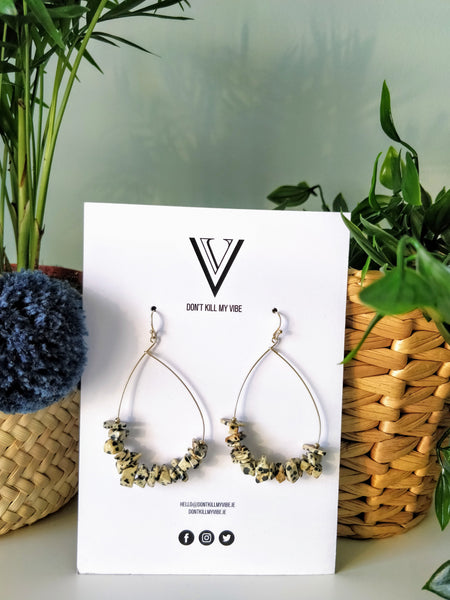 Wild Thang Hoop Earrings