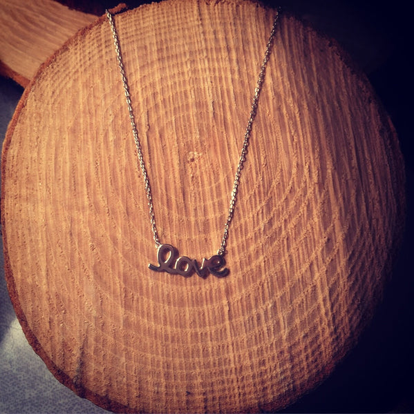 Spread The Love Necklace