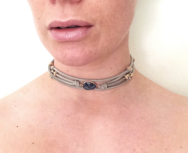 Cali Gurl Choker Necklace