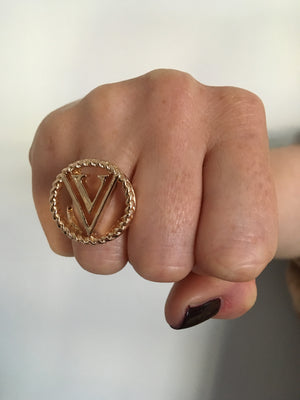 Vucci Sovereign Ring