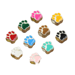 Dog Paw Charm | Loulu Charms