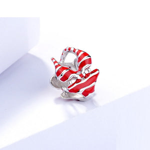 Bikini Swimsuit Summer Charm Sterling Silver