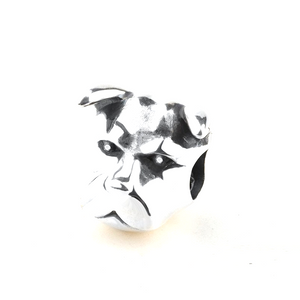 Rottweiler Charm Sterling Silver