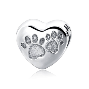 My Sweet Pet Charm Sterling Silver | Loulu Charms