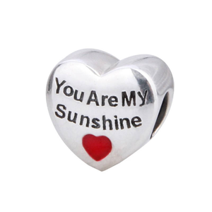 You Are My Sunshine Charm