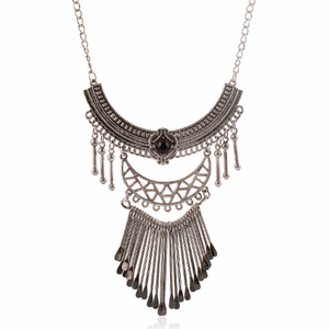 Gypsy Statement Necklace | Tribal Necklace