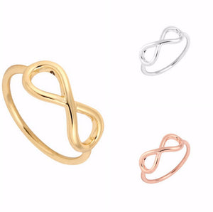 Infinity Ring | Loulu Charms